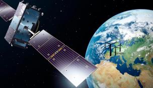 Control y monitorización por satélite
